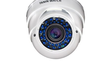 TW 3101 professional HD Waterproof indoor/outdoor use , white metal case