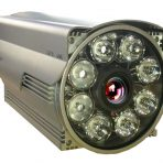 Biggest professional HD CCTV camera