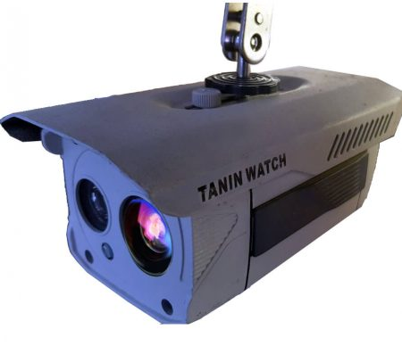 tanin watch CX836HA water proof 900 tvl HD lens cctv camera