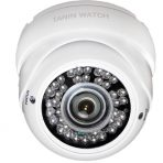 TW 2013cl HD cctv camera ,white metal case water proof indoor/outdoor use
