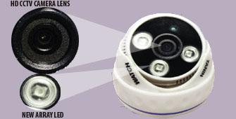 tanin watch TW 2398 professional hd 1.3mp lens 4m indoor